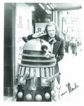 Trevor Martin Genuine Doctor Who Autograph #3